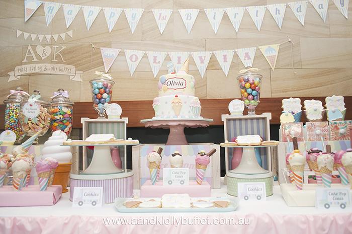 Ice Cream Cake Shop Sydney