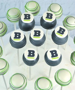 Bloc Technology cake pops corporate
