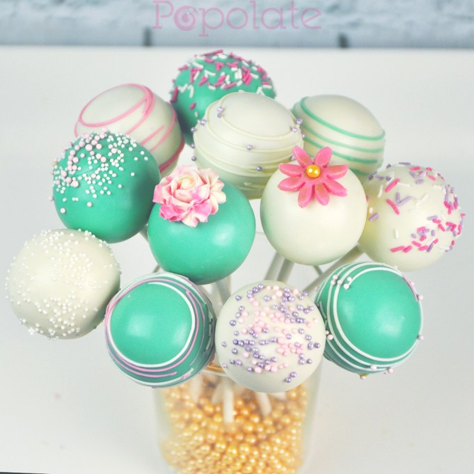 Cake pop classes Sydney