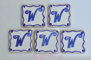 Willy Wonka cookies