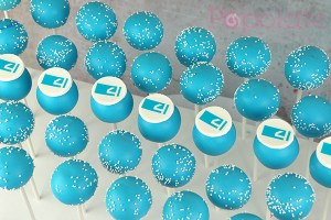 4mation logo cake pops