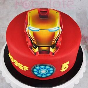 Ironman cake Sydney