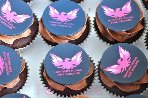 RFS cupcakes