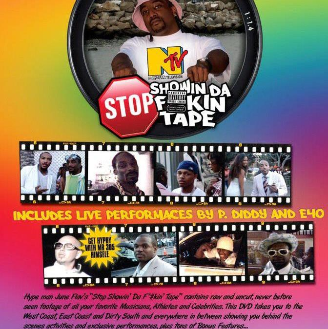 #hurryupandbuy – Niggarazzi TV Presents – Stop Showing the F*&kin Tape (DVD)