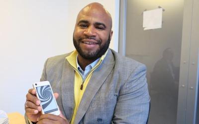 Business Spotlight – Darius Allen, CEO, SIAM Smartphones