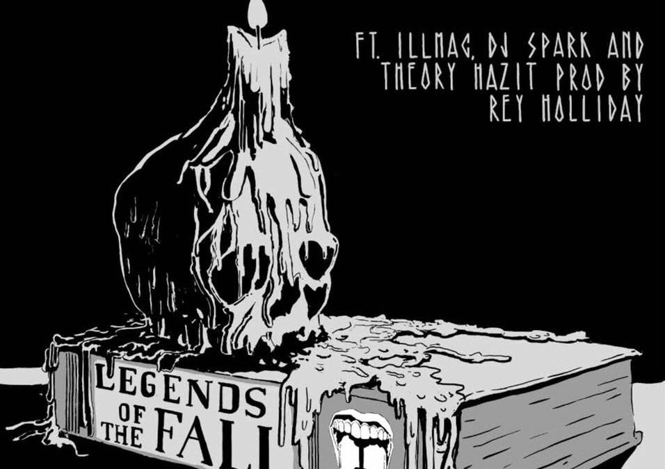 [Audio]  Al-One – Legends Of The Fall ft illmaculate, Theory Hazit, & DJ Spark @AlOneTheRemedy @illmaculate @Th3oryHazit @SparkerLewis