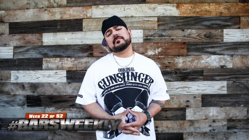 [Video] Kahlee & Muds One – #BarsWeekly Ep. 22 of 52 @Kahlee310