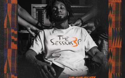 [Mixtape] D.Horton – The Sessions 3 (Part 1-3) @KS_DHorton