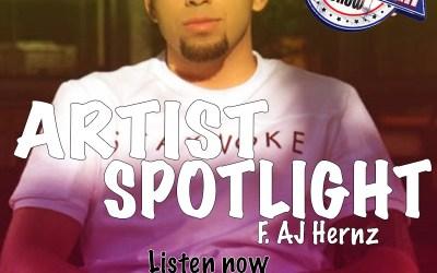 [Podcast] Artist Spotlight – AJ Hernz @officialajhernz