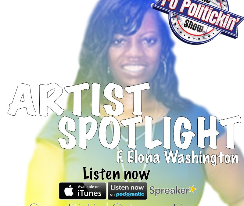 [Podcast] Author Spotlight – Elona Washington @elonawashington