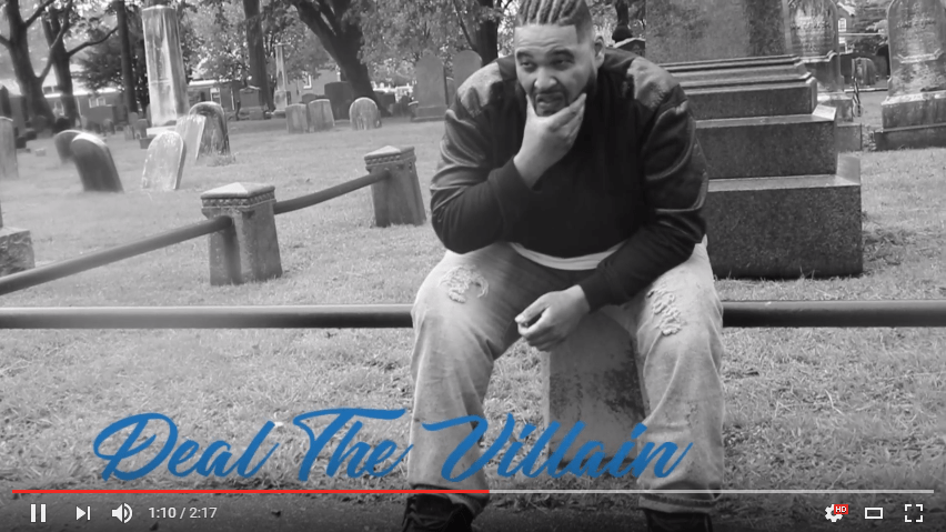 [Video] Deal The Villain – Legend Blue @Deal_TheVillain