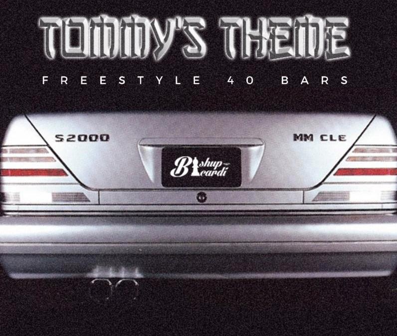 [Audio] Bishup Bicardi – Tommy's Theme '17 @BishupBicardi