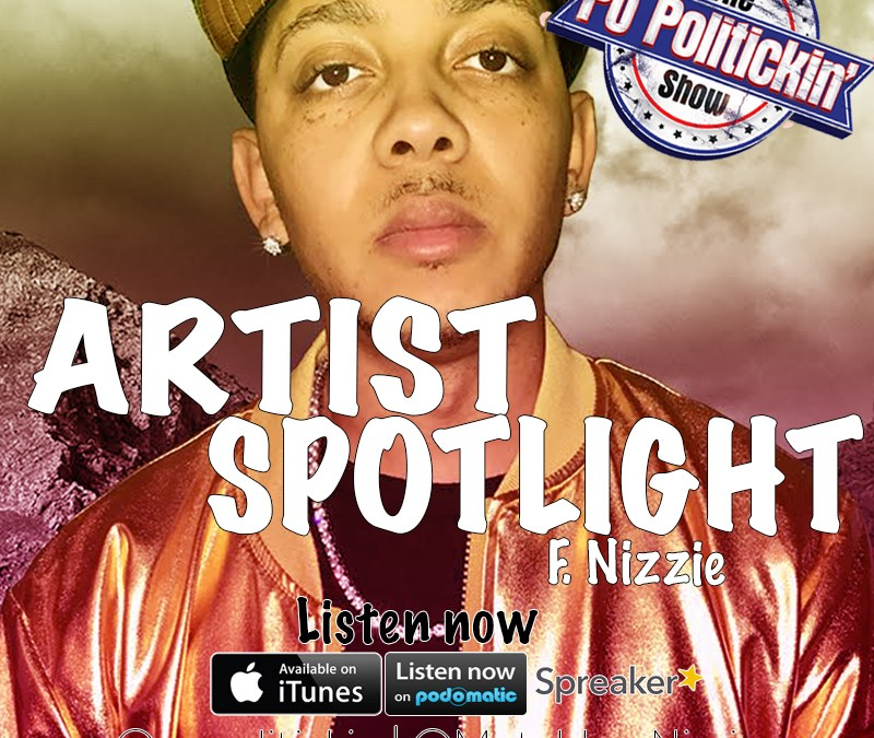 [Podcast] Artist Spotlight – Nizzie @MatchboxNizzie 