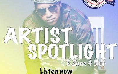 [Podcast] Artist Spotlight – Zone4Nut | @Zone4NutBBM