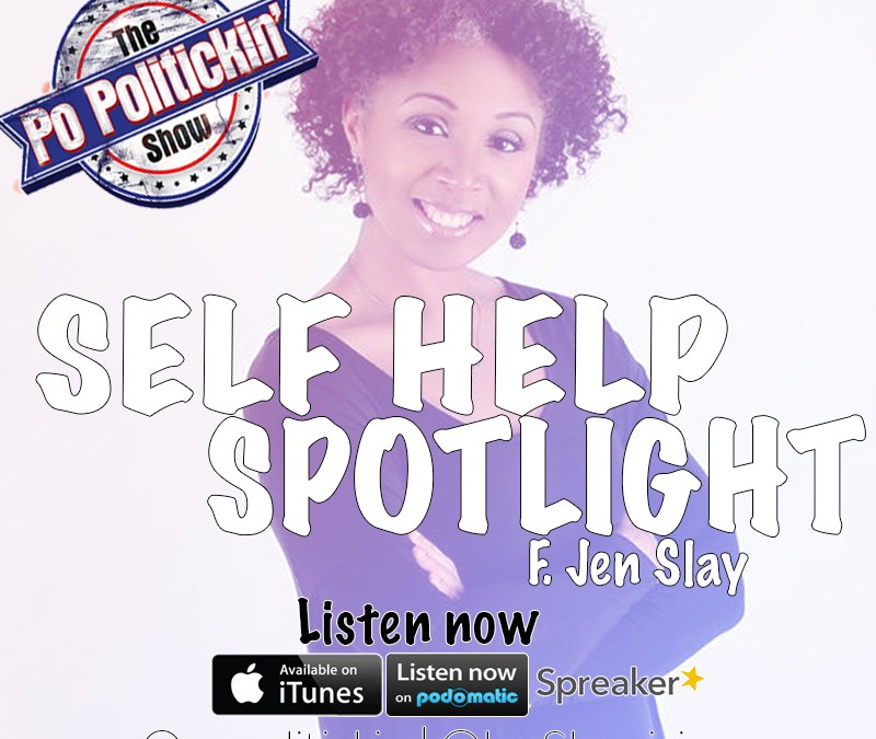 [Podcast] Self Help Spotlight – Jen Slay | @JenSlayvision