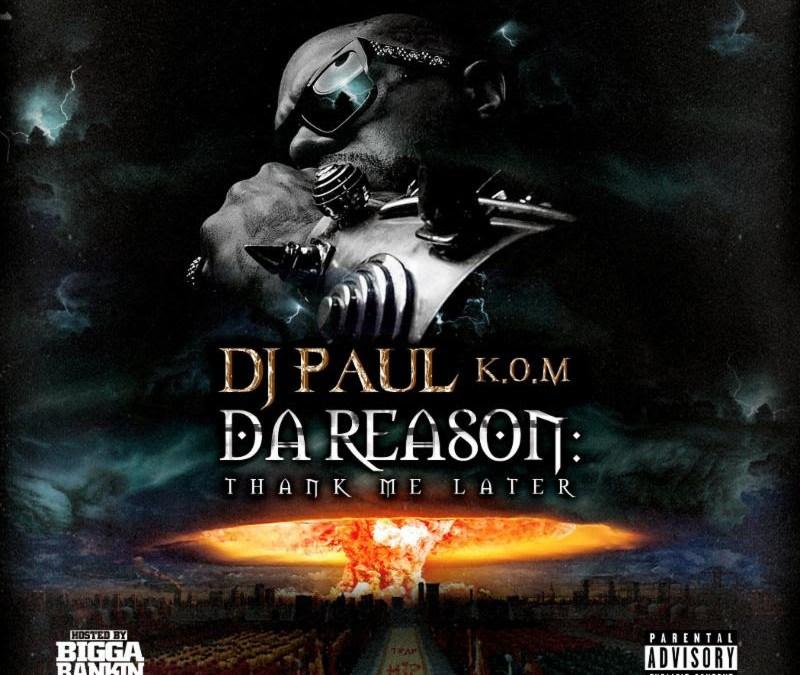 [Mixtape] DJ Paul KOM – Thank Me Later | @DJPAULKOM