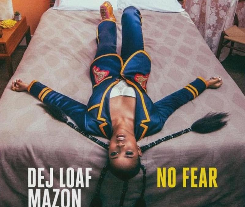 "[Audio] Mazon – No Fear ""Chill Remix"" 