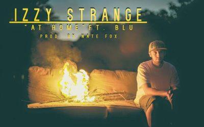 [Video] Izzy Strange Ft Blu – At Home (Produced By Nate Fox) | @ishestrange @HerFavColor @alldayrecess