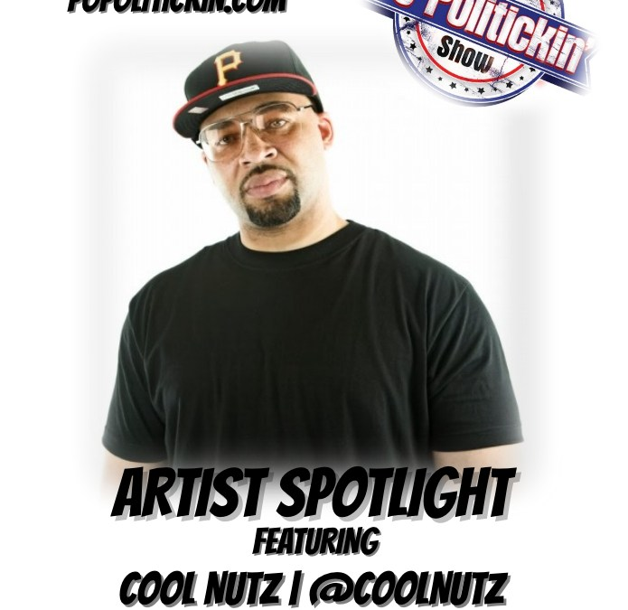 [Podcast] Artist Spotlight – Cool Nutz | @CoolNutz