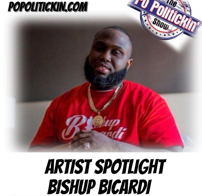 [Podcast] Artist Spotlight @BishupBicardi