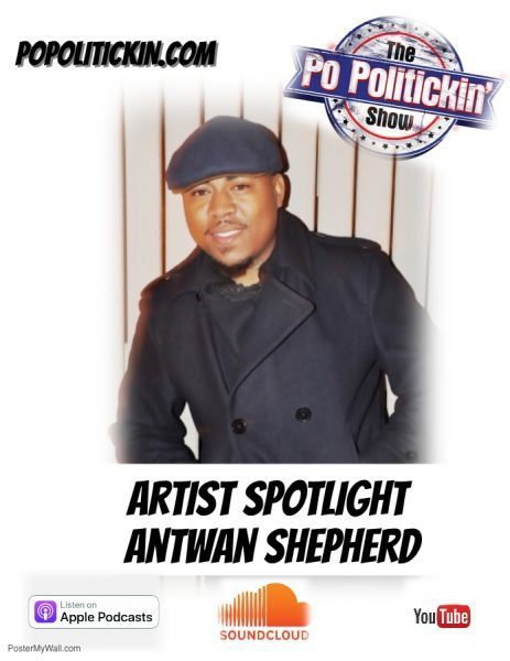 [Podcast] Artist Spotlight – Antwan Shepherd