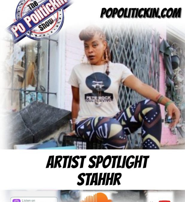 [Podcast] Artist Spotlight – staHHr | @stahhr