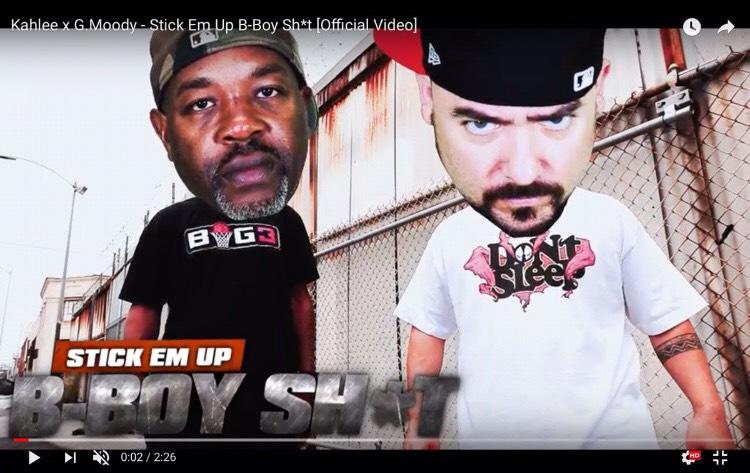[Video] Kahlee x G.Moody – Stick Em Up B-Boy Shit | @Kahlee310 @GeraldMoody1560