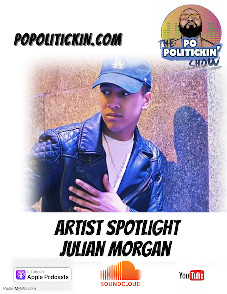 [Podcast] Artist Spotlight – Julian Morgan | @julian_morgan
