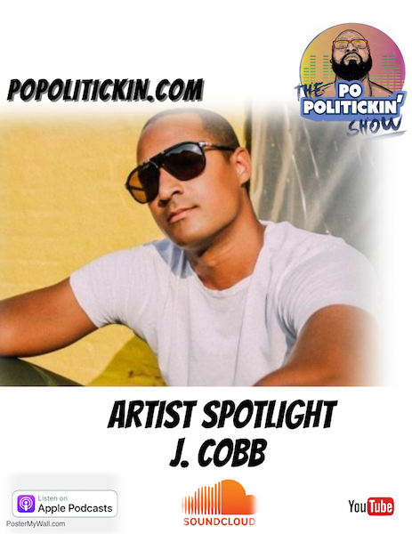 [Podcast]  Artist Spotlight – J. Cobb | @thisisjcobb