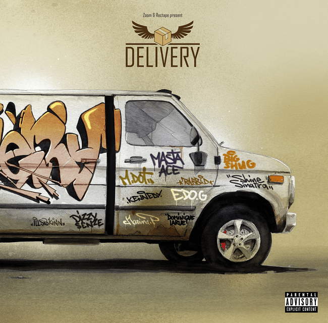[Album] Zoom & Rectape – Delivery | @deliverythelp