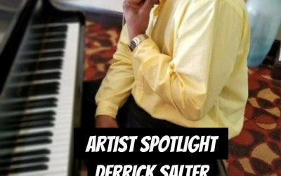 [Podcast] Artist Spotlight – Derrick Salter | @derrick_salter