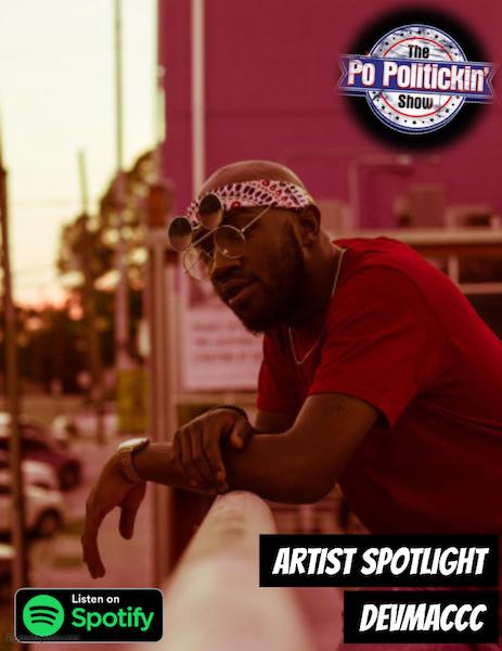 [Podcast]  Artist Spotlight – devMaccc | @macccdev