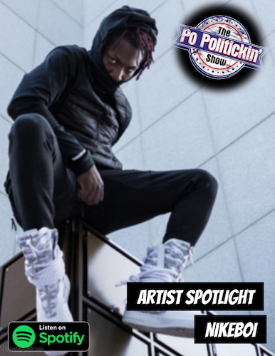 [Podcast] Artist Spotlight – NikeBoi | @NikeBoiSwoosh