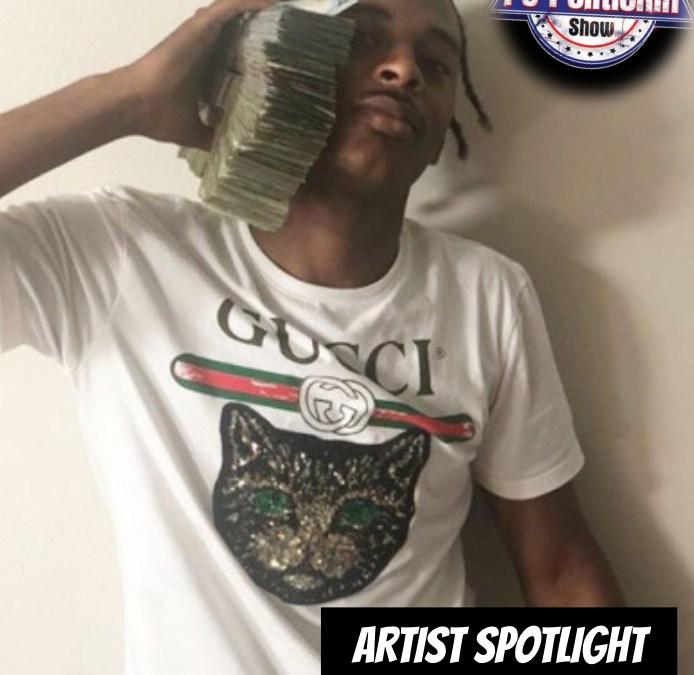 [Podcast] Artist Spotlight – Qumontae | @qumontae1