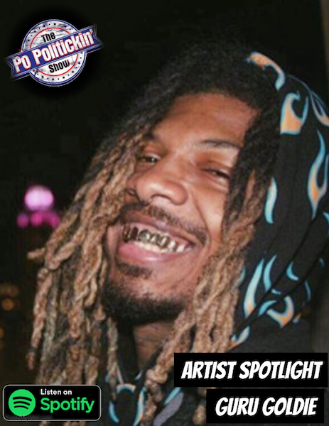 [Podcast] Artist Spotlight – Guru Goldie | @the_guruman