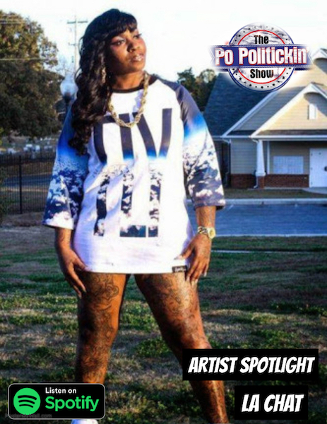 [Podcast] Episode 335 – Artist Spotlight – La Chat | @dareallachat