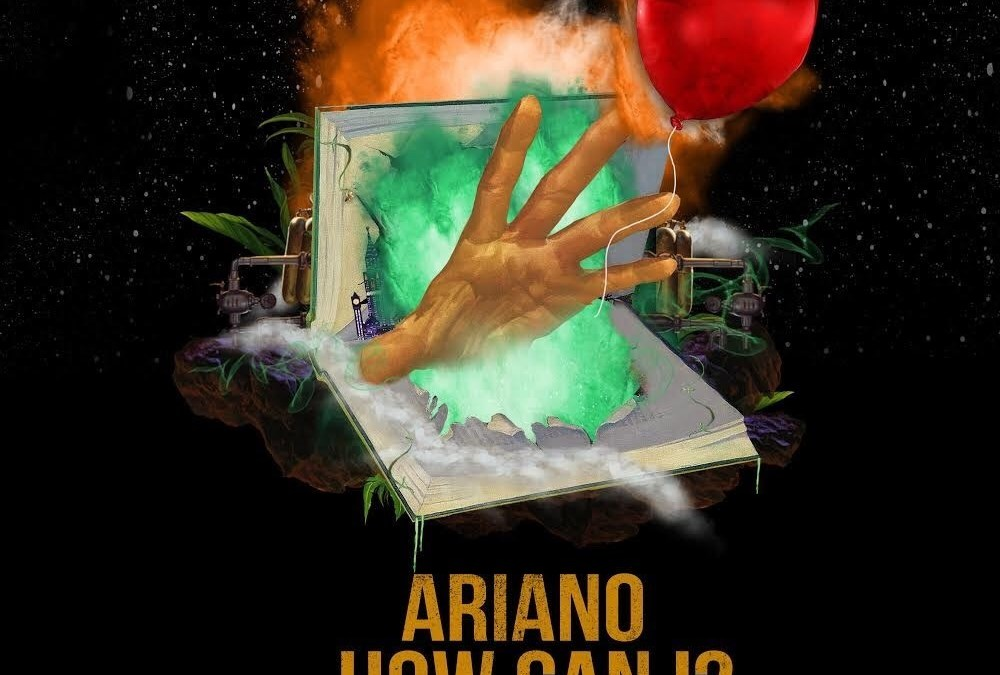 """Ariano, """"How Can I?"""" (Evidence remix) 