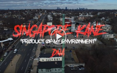 "[Video] Singapore Kane – ""My Environment"" [prod. DNA] @SingaporeKane"