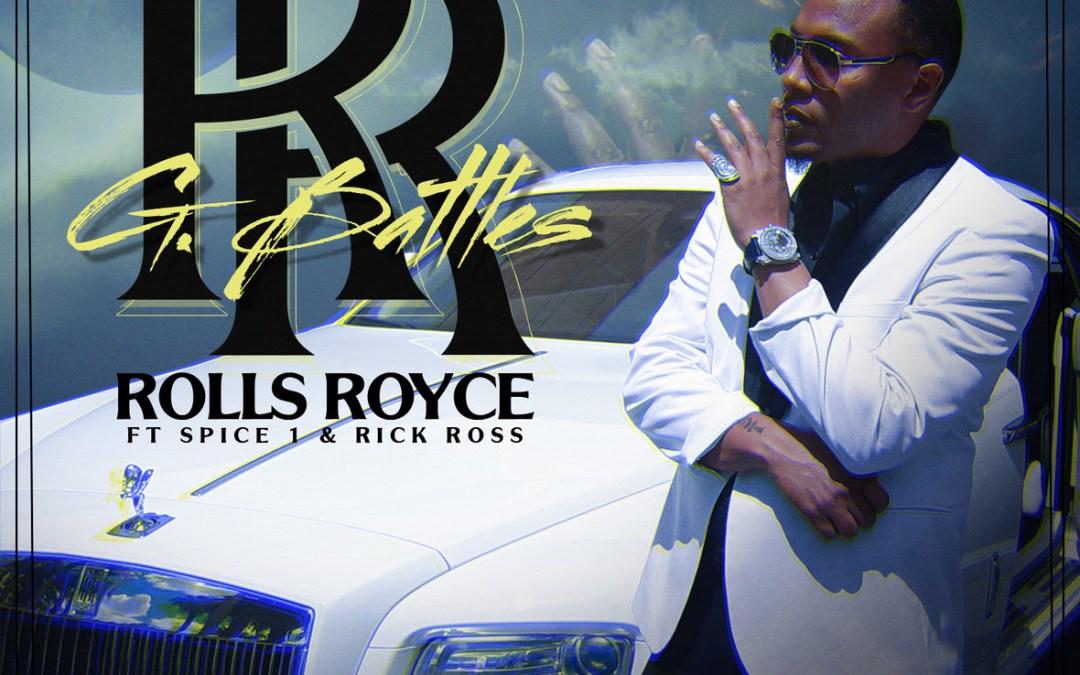 "[Video] G. Battles f. Rick Ross, Spice 1, ""Rolls Royce |@G_Battles @RickRoss @TheRealSpice1"
