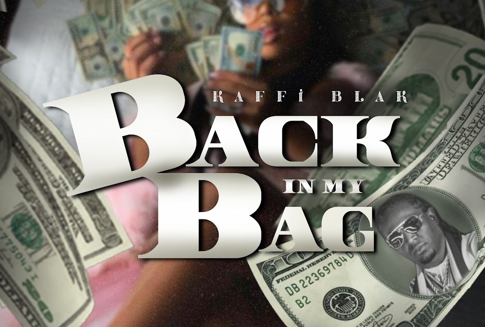 Richmond's Kaffi Blak Delivers Twin Singles with Back In My Bag EP | @Kaffiblakmusic