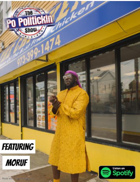 MoRuf (@MoRuf88) talks soul-hop, new music, and more on @popolitickin