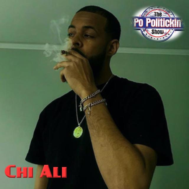 [Podcast] Artist Spotlight – Chi Ali @chiefchiali
