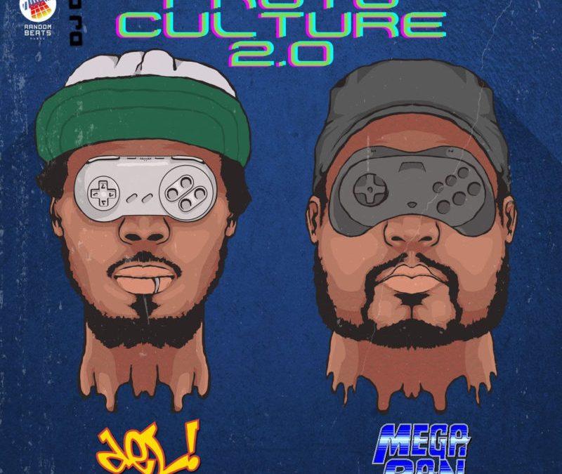 """Mega Ran & Del The Funky Homosapien, """"Proto Culture 2.0"""""""