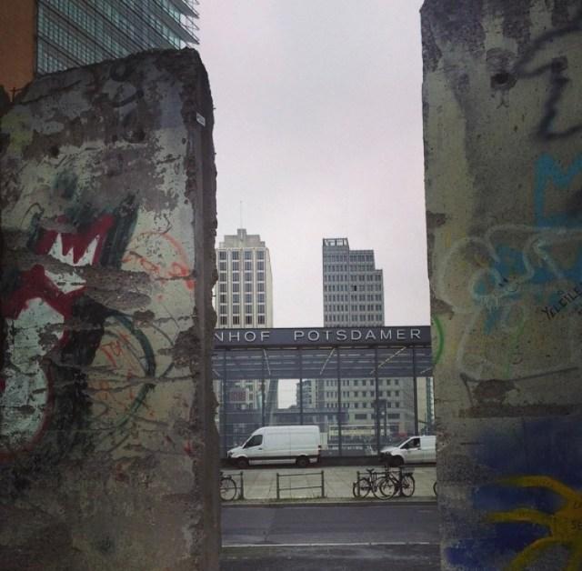 Potsdammer Platz in Berlin by Sarah Lay