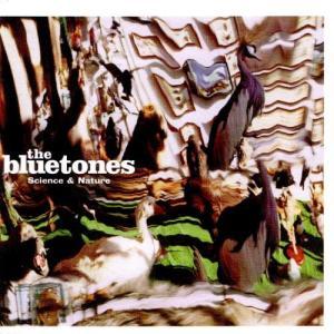 The Bluetones Science & Nature artwork