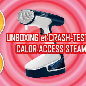 Calor Access Steam Avis