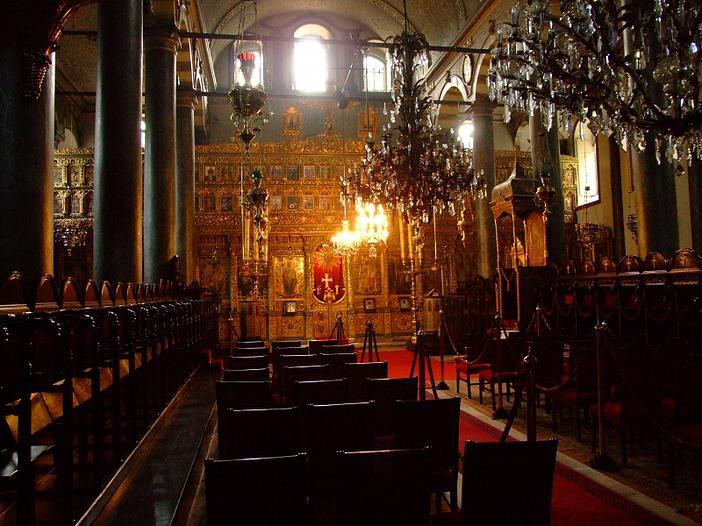 Кафедральный собор во имя святого великомученика Георгия Победоносца