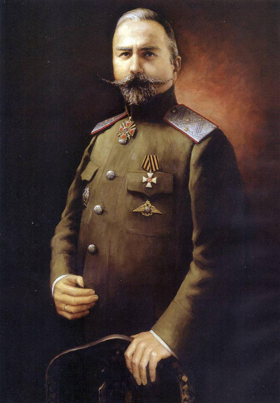 Генерал Е.К. Миллер