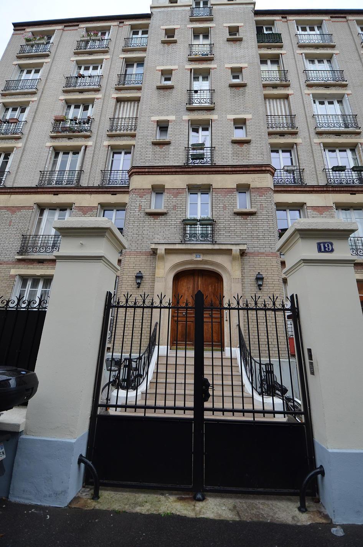 21.09.2015 г.: 19 rue du Chemin Vert