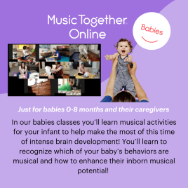 Music Together BABIES Online